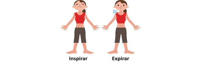 Técnicas de Respiração: Inspira e Expira