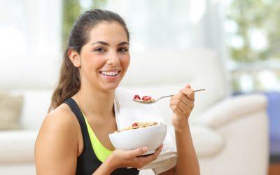 Alimentação no treino: entenda os benefícios!