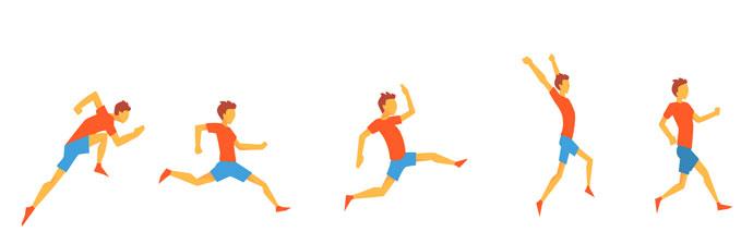 Exercício Físico: Corrida