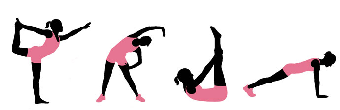 Princípios do Pilates: Exercícios