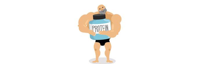Suplemento Alimentar: Proteína