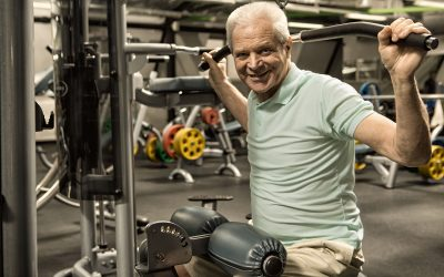 Os benefícios da atividade física na terceira idade
