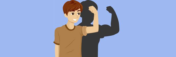 Corpo Masculino: Força