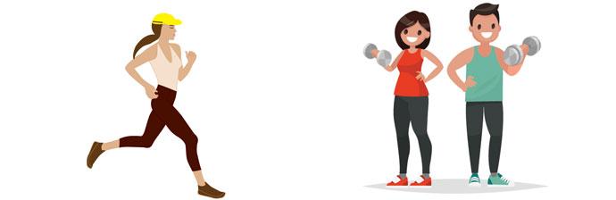 Exercícios Físicos: Perder Peso