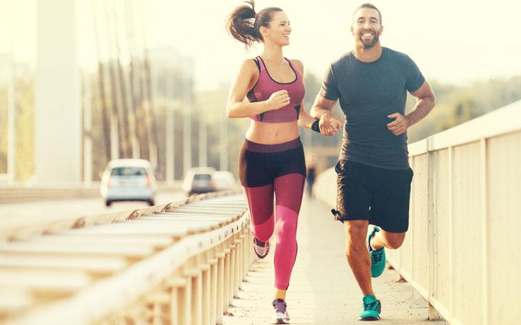 Qualidade de vida: atividade física aliada à alimentação