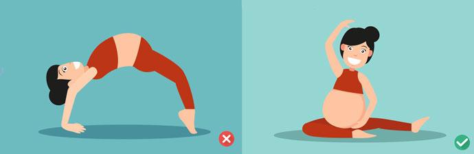 Exercícios na Gestação