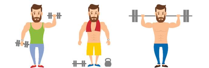 Séries de Musculação