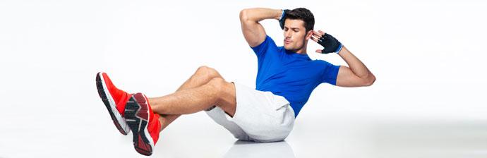 Exercício: Abdominal Oblíquo