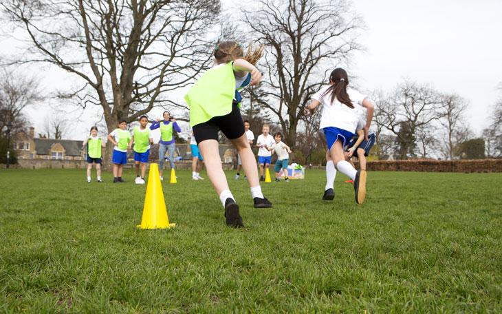 A importância da educação física na sociedade