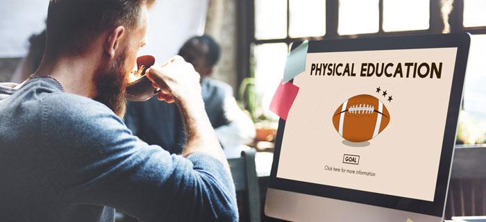 Planejamento da aula de Educação Física