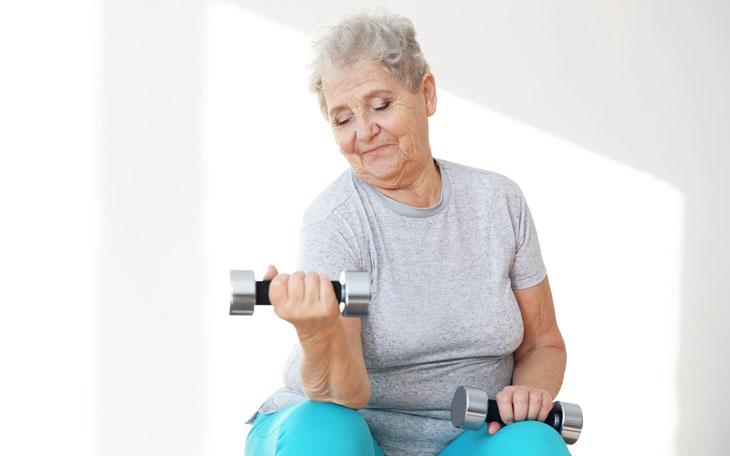 A Importância dos Exercícios Físicos na Osteoporose