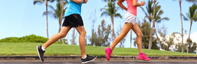 Pessoas com condicionamento físico tem melhor humor e mais sensação de bem-estar