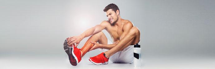 Lesões Musculares: planta do pé e panturrilha