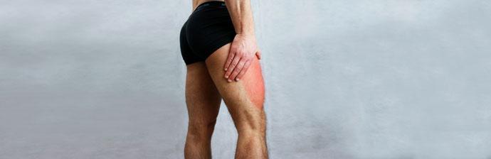 Lesão no Músculo Posterior da Coxa
