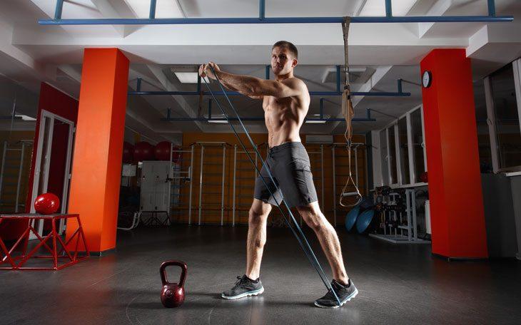 resistência muscular
