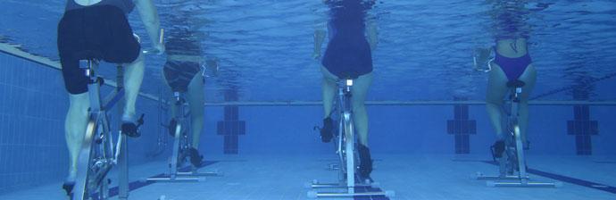 spinning aquático