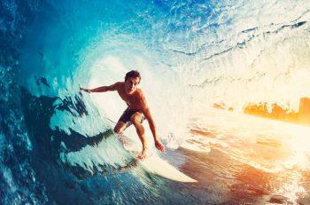 Esportes Radicais: surf