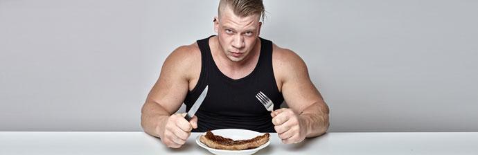 A importância da dieta no bodybuilding