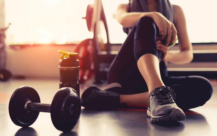 26645df45 Os exercícios aeróbicos são caracterizados por movimentos rápidos e  ritmados que auxiliam para a oxigenação das células