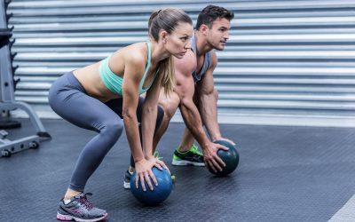 Funcional em dupla pode ser opção na hora do treinamento