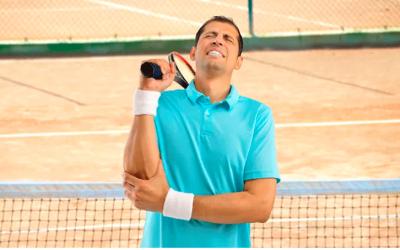 Lesões no tênis: veja tudo que você precisa saber sobre elas