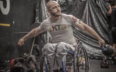 [ESPECIAL] Exercícios para deficiente físico: o exemplo de Cássio Dutra