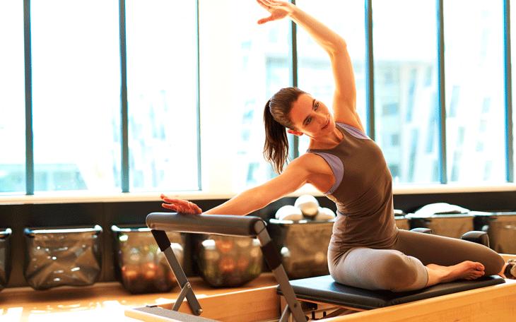 Pilates na reabilitação de lesões no esporte