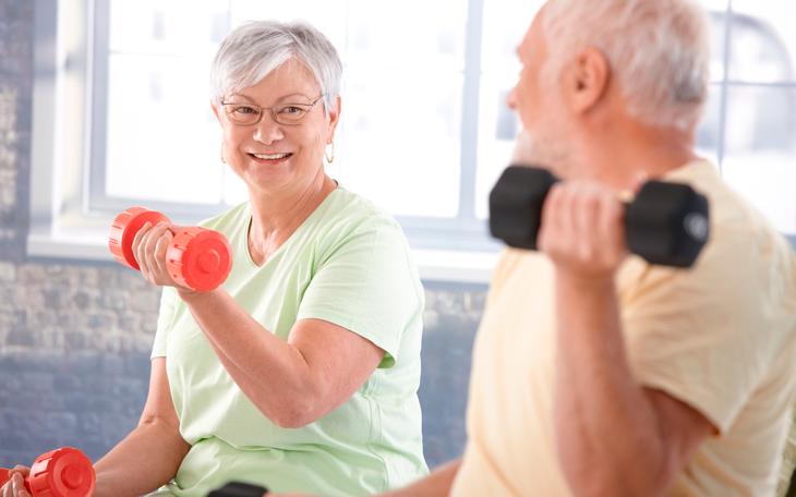 Saiba tudo sobre o efeito do exercício físico na terceira idade