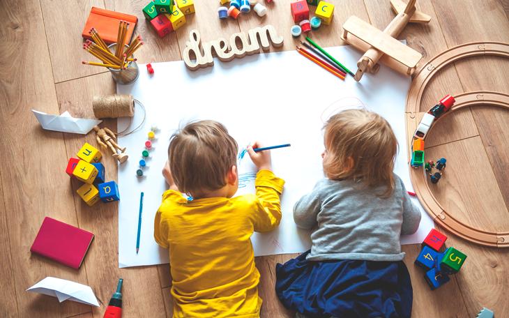 Introdução à psicomotricidade para crianças de 0 até 3 anos