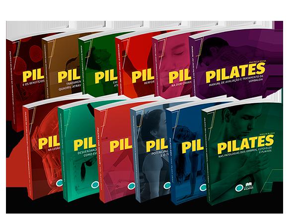 Coleção Impressa da Coletânea de Pilates