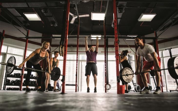 Exercícios do Treinamento Físico
