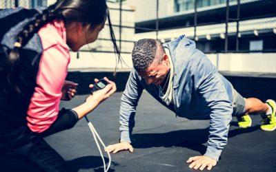 Treinamento focado no emagrecimento: confira lista de exercícios!