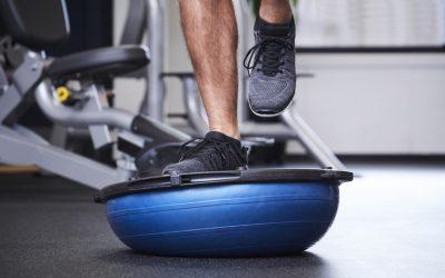 6 acessórios para você utilizar em treino de propriocepção