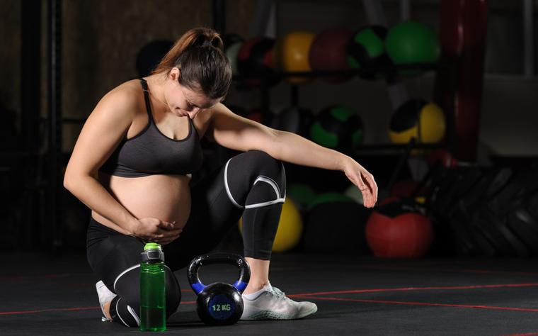 Aliando Treinamento Funcional e Pilates em gestantes