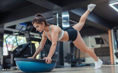 Bases Instáveis: 17 exercícios funcionais com instabilidade