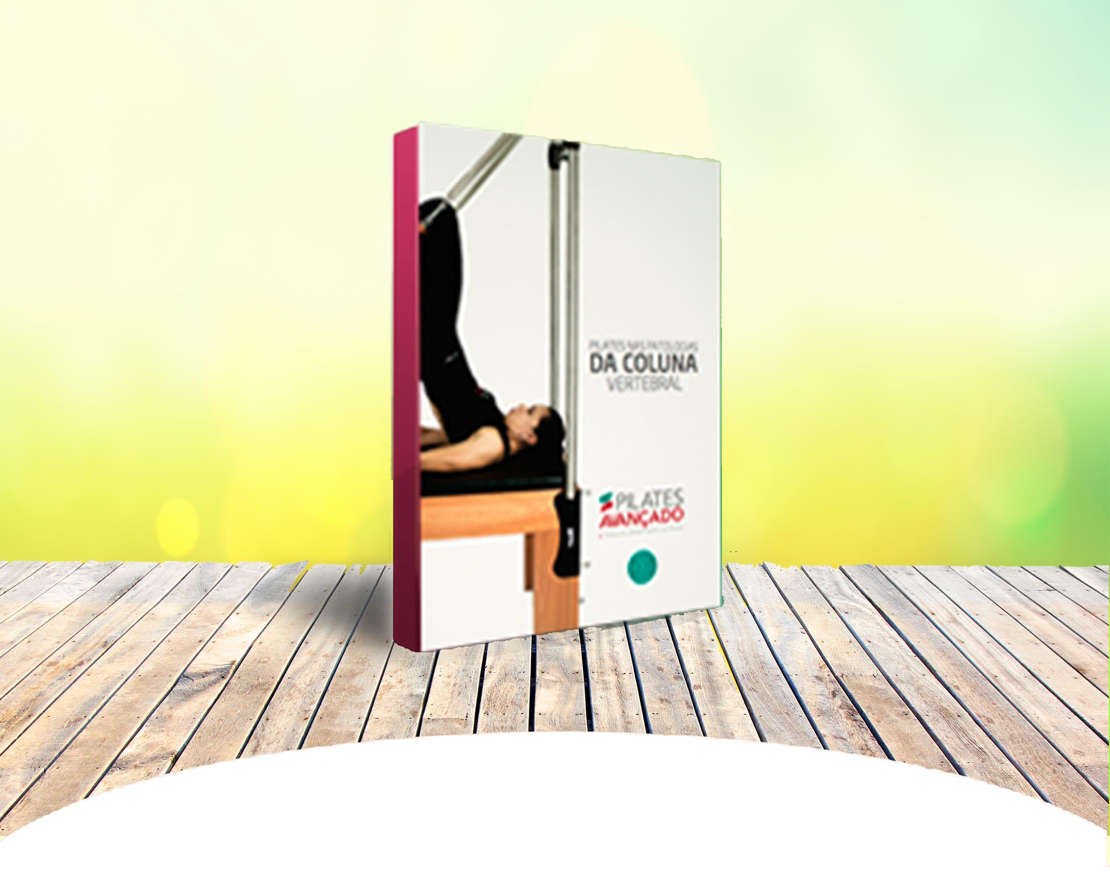 Livro Premium - Pilates Clínico 3