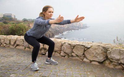 Limitações físicas que impedem a execução correta do agachamento