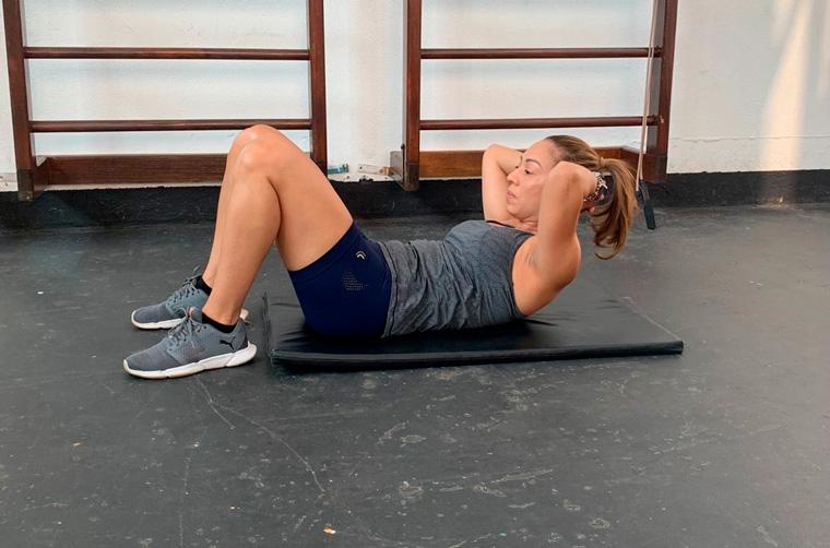 Exercício-1 tipos de abdominais