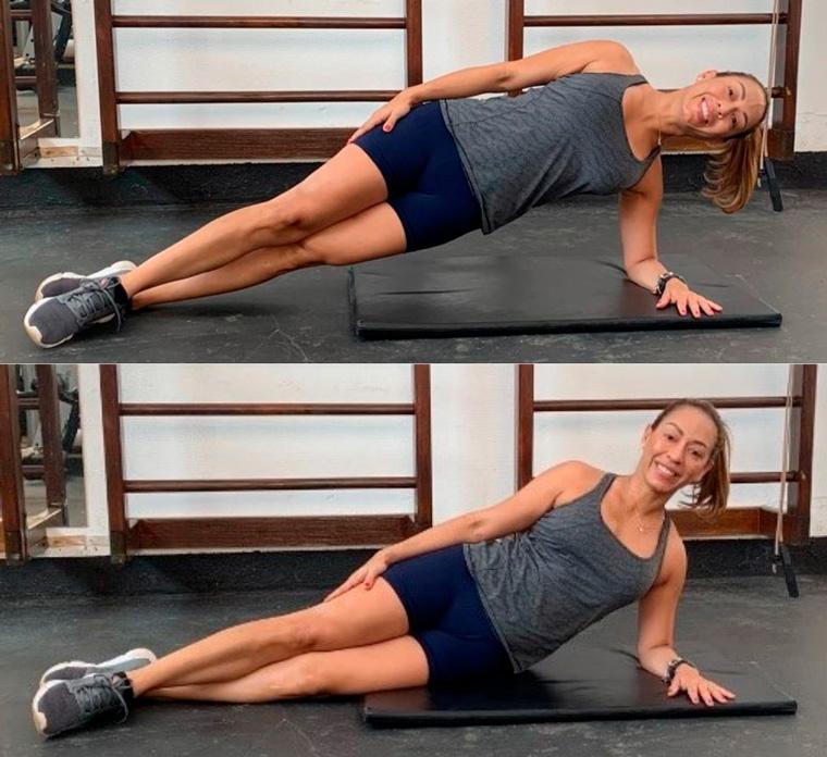 Exercício-10 tipos de abdominais