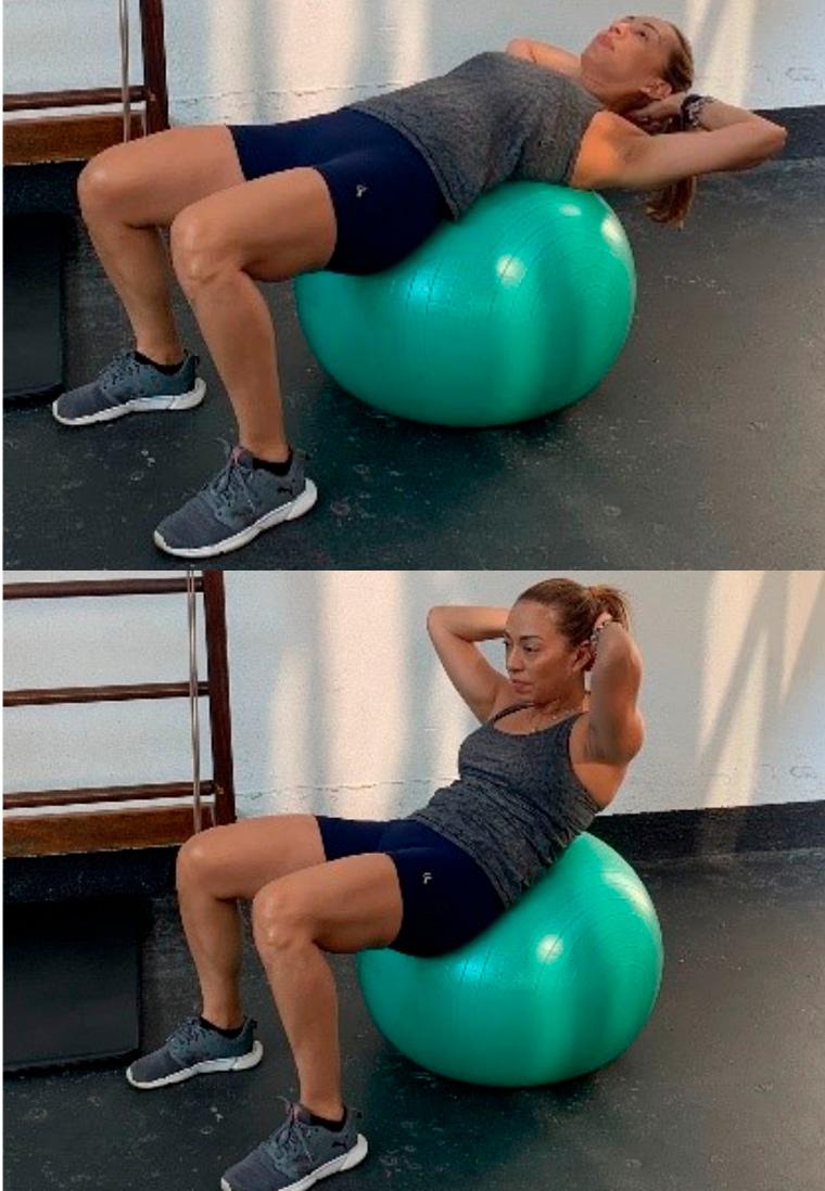 Exercício-3 tipos de abdominais