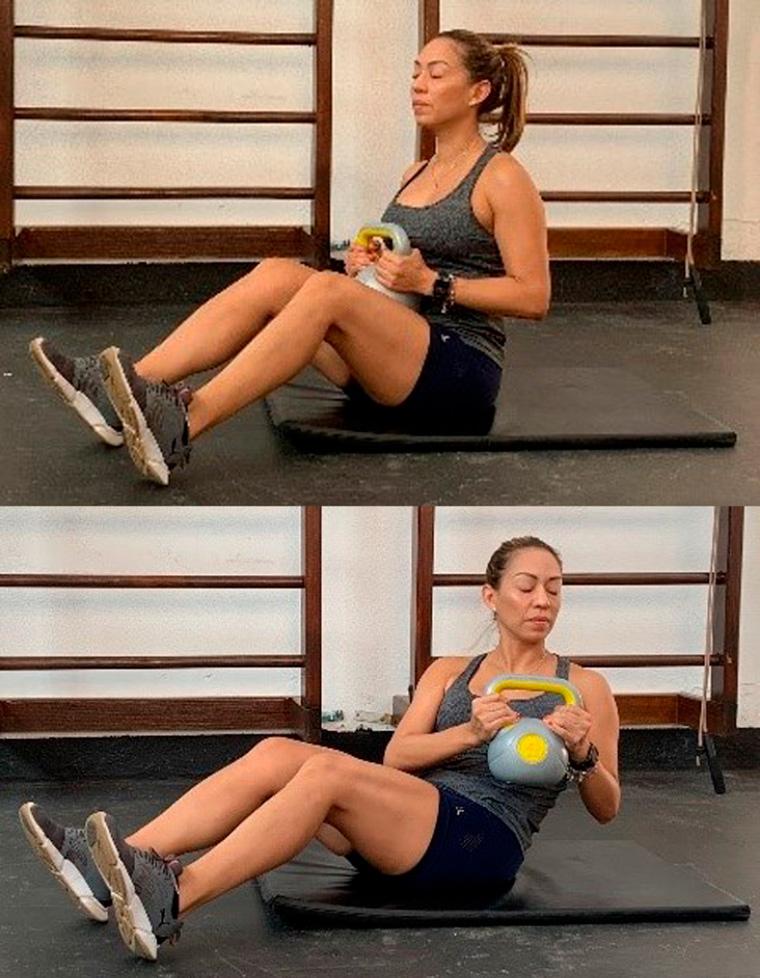 Exercício-8 tipos de abdominais